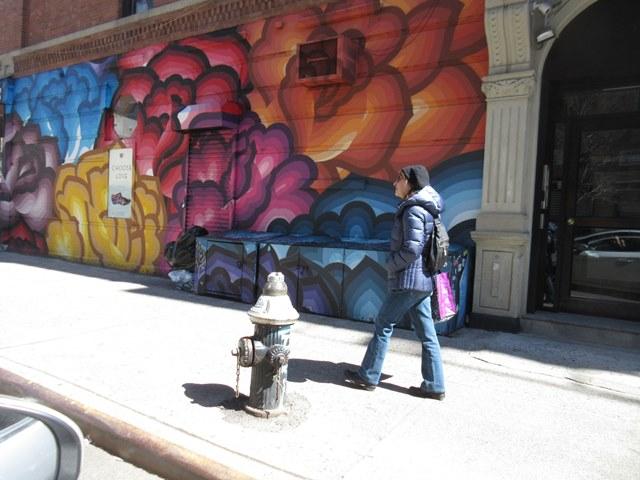 West Side, lower Manhattan, c. 2018