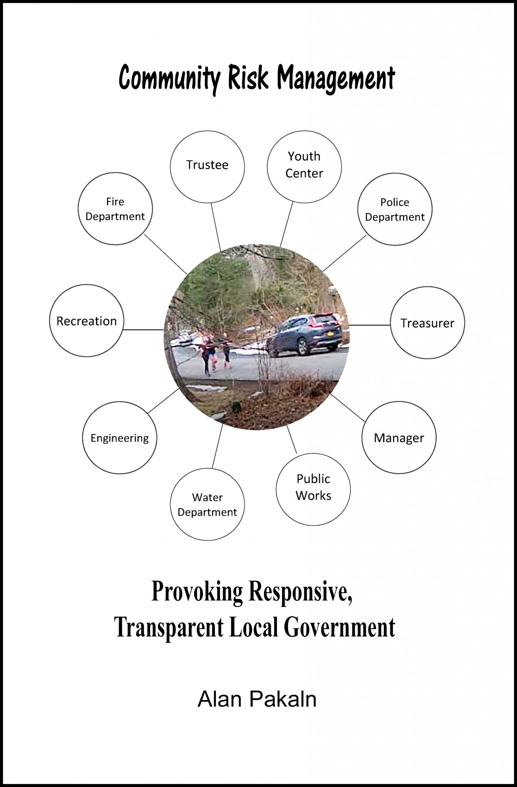 Book promoting community risk management, current