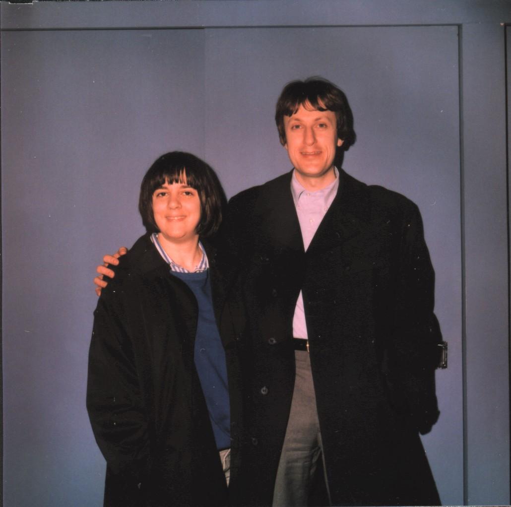 Portrait of friends, c. 1997
