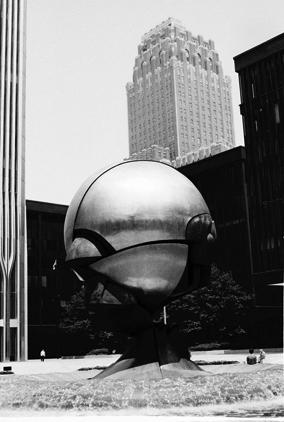 WTC Globe, 1974